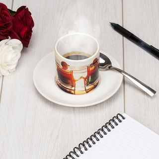 print your photos on espresso cups