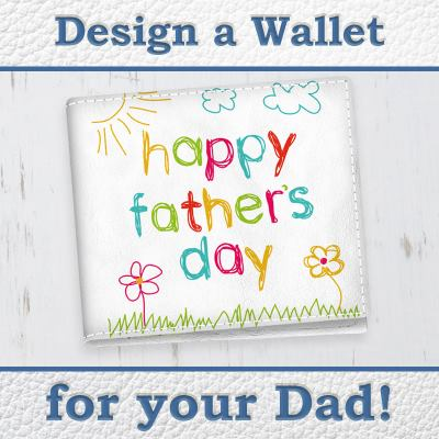 Dad's Wallet Design Contest
