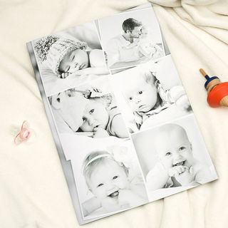 Congratulations new baby giant greeting card