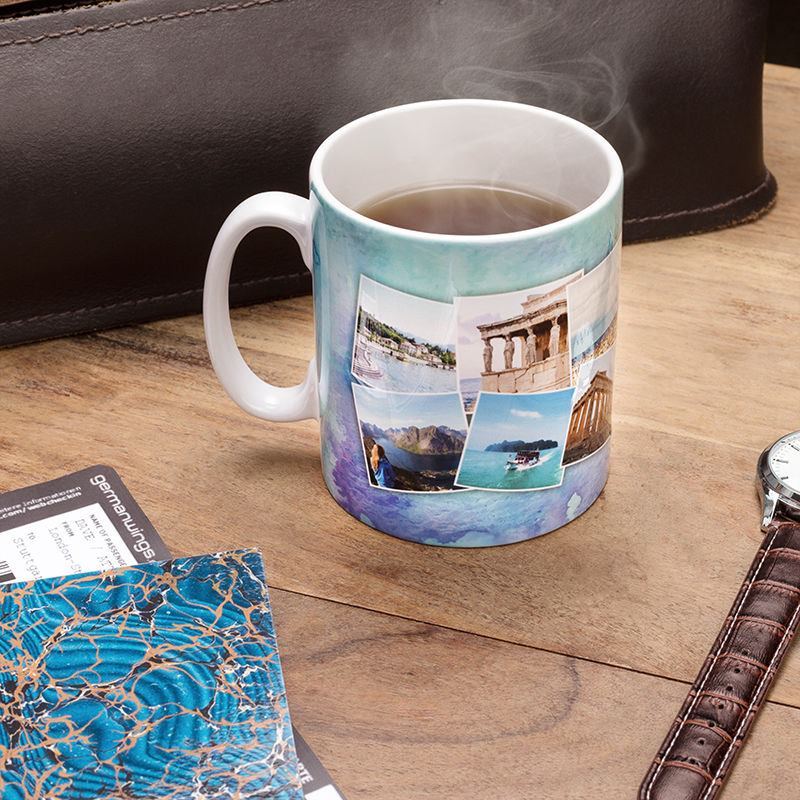 photo mugs personalised design your collage mugs