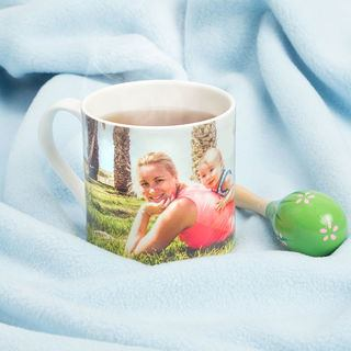 Bone China personalised mugs photo