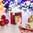 tazze da the personalizzate con foto natalizia