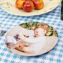 Baby Plate with tablecloth personalise your own