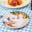 platos personalizados con fotos
