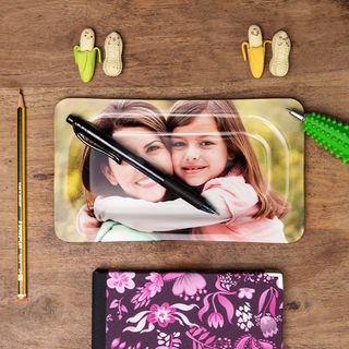 Plateau photo personnalisable famille
