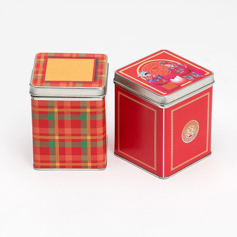 & Bespoke Tea Storage Tins: Design Your Own Tea Caddy Tin