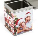 Christmas Tea tin design photo