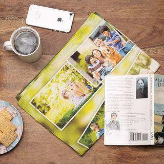 Geschirrtücher mit fotos