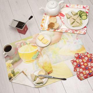 Tea Towel Cotton natural