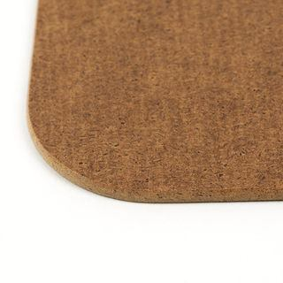 retro sottobicchiere personalizzato in legno