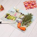 glass food chopping board