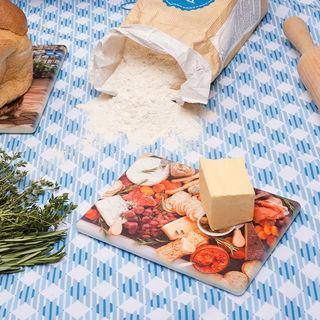 Custom Printed Bread Board