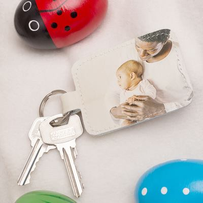 Personliga nyckelringar