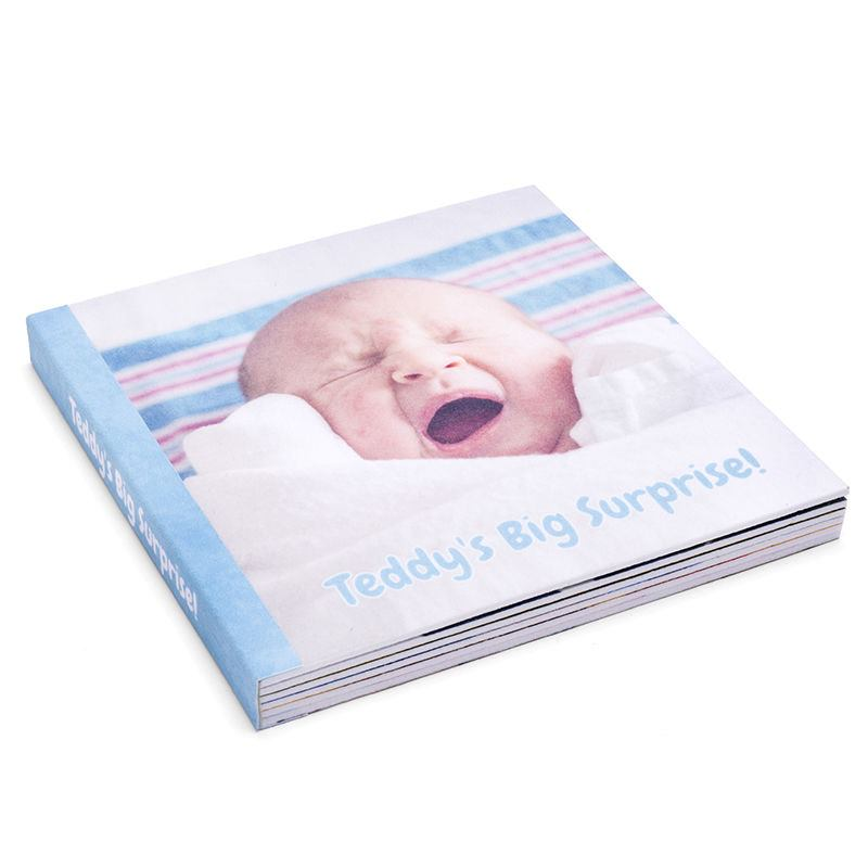personalised board books custom board book