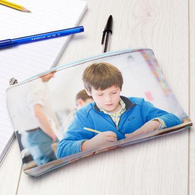 Trousse à crayons personnalisable