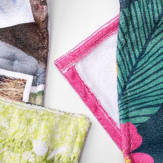 asciugamani mare personalizzati