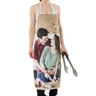 Couples apron Print your own apron UK