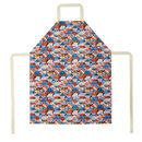 aprons printed with unique art