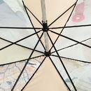 Umbrella printed inside