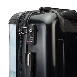 cierre de seguridad maletas personalizadas