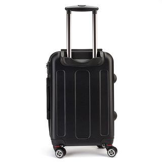 resväska i tåligt material