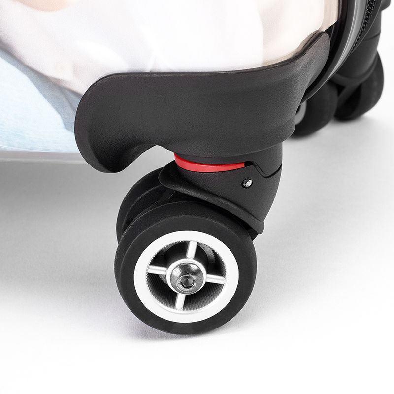 rotelle valigia personalizzata