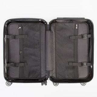 Foto koffer binnenkant