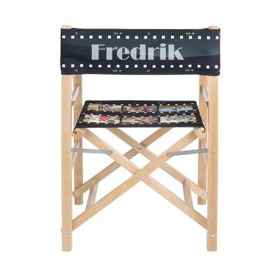 regissörsstol med ditt namn