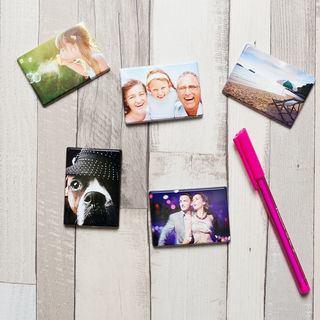 Magnets photo  pour frigo