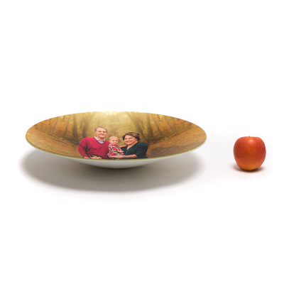 Personalized Fruit Bowls