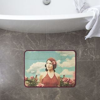 Tappetini da bagno personalizzati