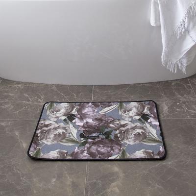 customized bath mat