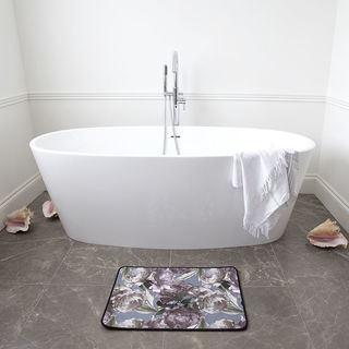 tappetini da bagno personalizzati con fantasia