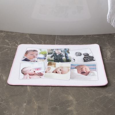 Personalized Bath Mat