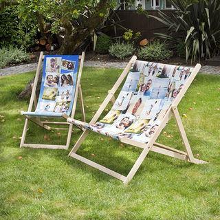 chaise longue photo