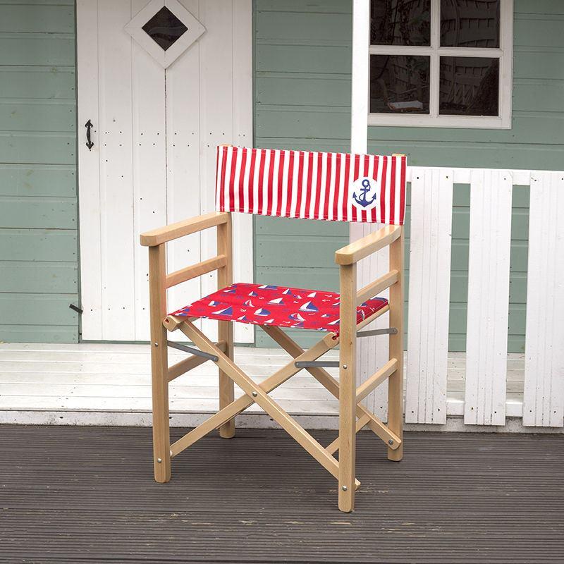 fauteuil r alisateur personnalis impression de qualit. Black Bedroom Furniture Sets. Home Design Ideas