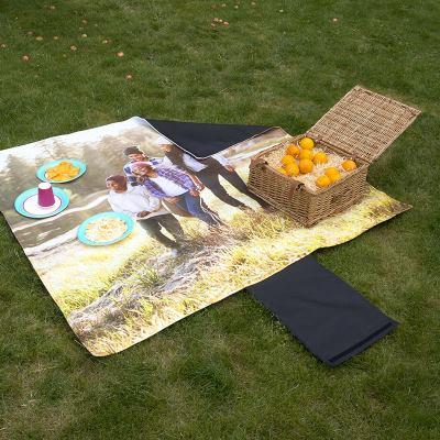 Personlig picknickfilt
