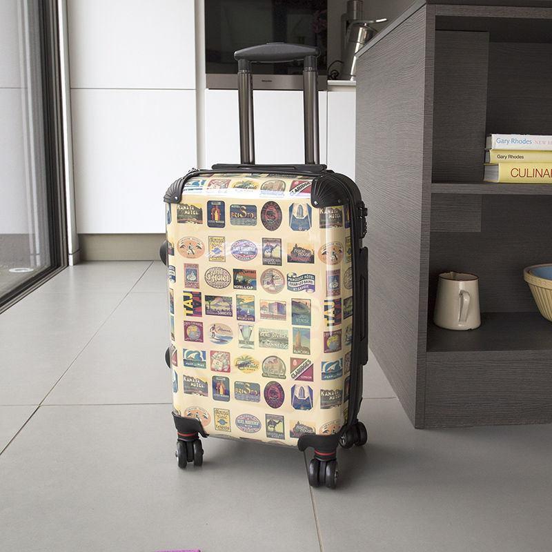 スーツケース オリジナル デザイン
