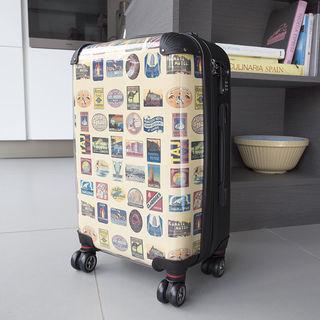 maletas personalizadas con nombre o logos