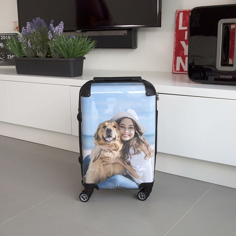 Valise photo couple