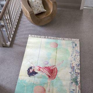 stampa tappeto