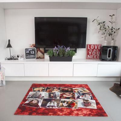 personalised rug