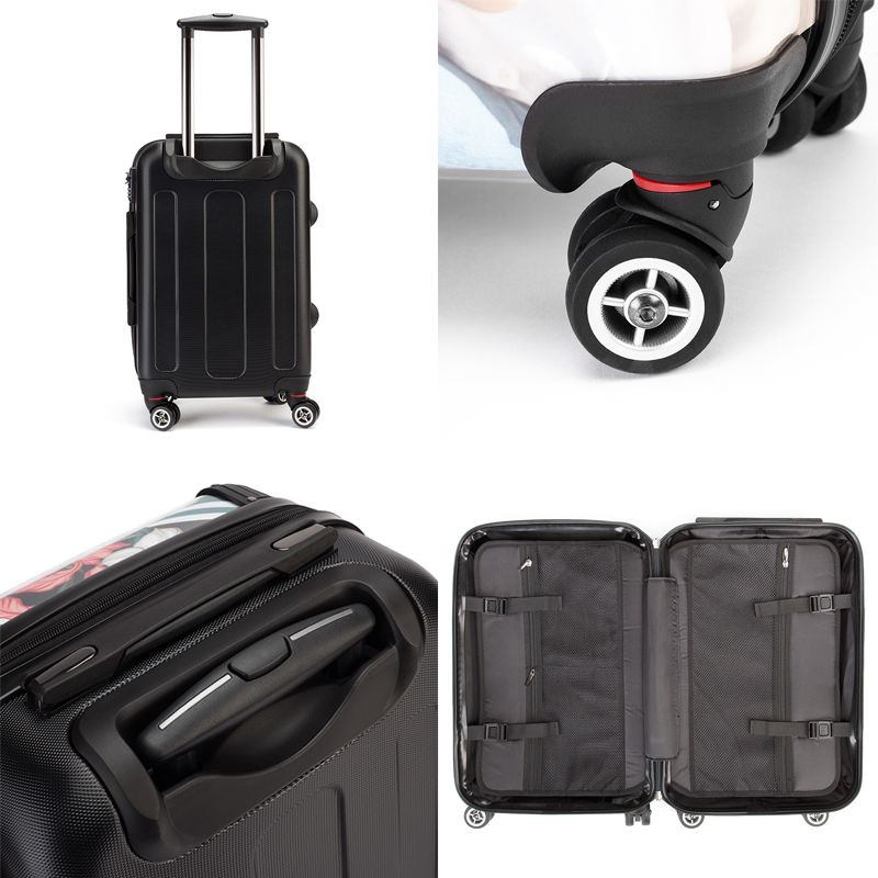 Custom Suitcase. Design Your Own Suitcase UK For WorkTravel