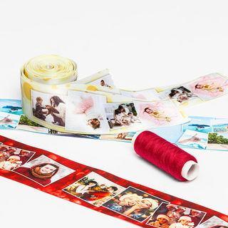Custom Photo Ribbons