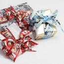 Cadeaux avec rubans personnalisés