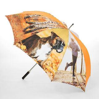 ombrelli personalizzati stampa foto cane