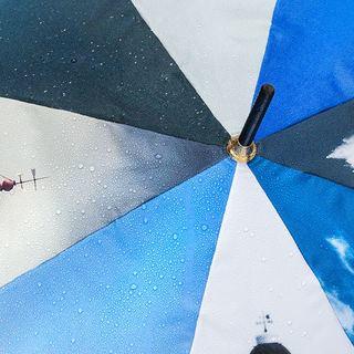 ombrelli personalizzati con foto fiori