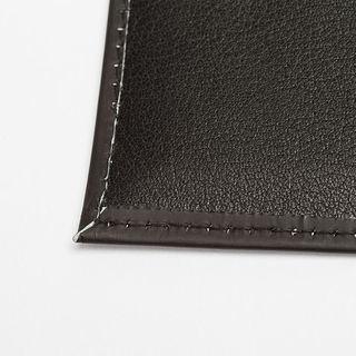 Men's Wallet Printed Details