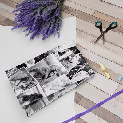 papel regalo amigo invisible