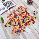 Puzzle personnalisé avec design